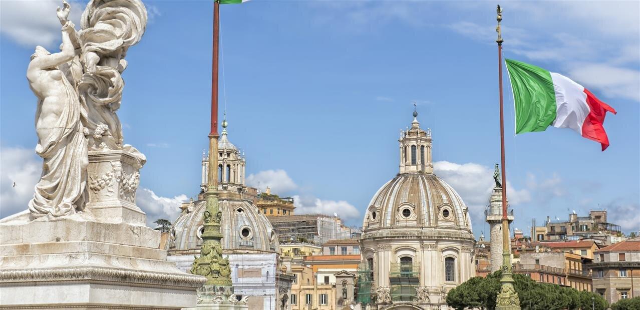 En Italie, le confinement sature la bande passante