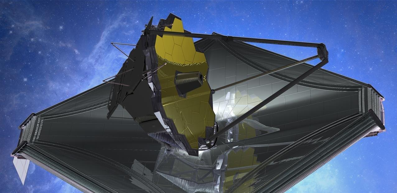 Le lancement du télescope spatial James Webb repoussé à 2019
