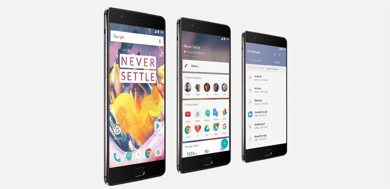 OnePlus collecte discrètement des données personnelles et s'explique brièvement