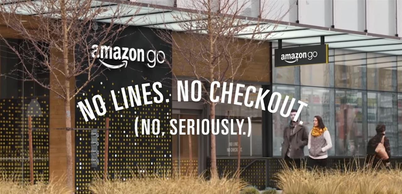 Amazon Go : la boutique automatisée sans caisse ouvre ses portes à Seattle