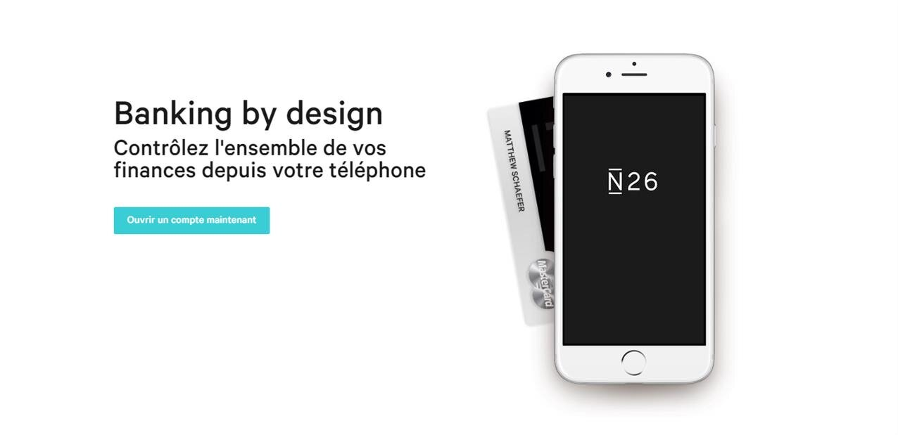 N26 se déploie en Europe, la carte bancaire reste gratuite en France sous conditions