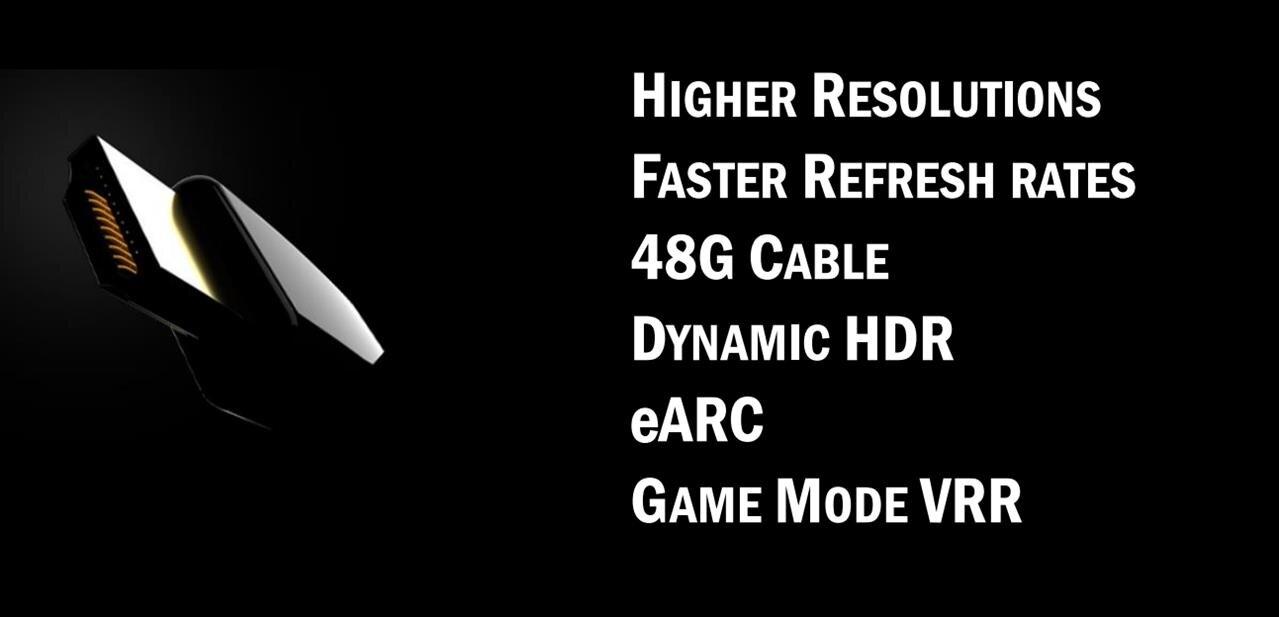 HDMI 2.1 : les choses avancent, mais c'est encore un peu flou