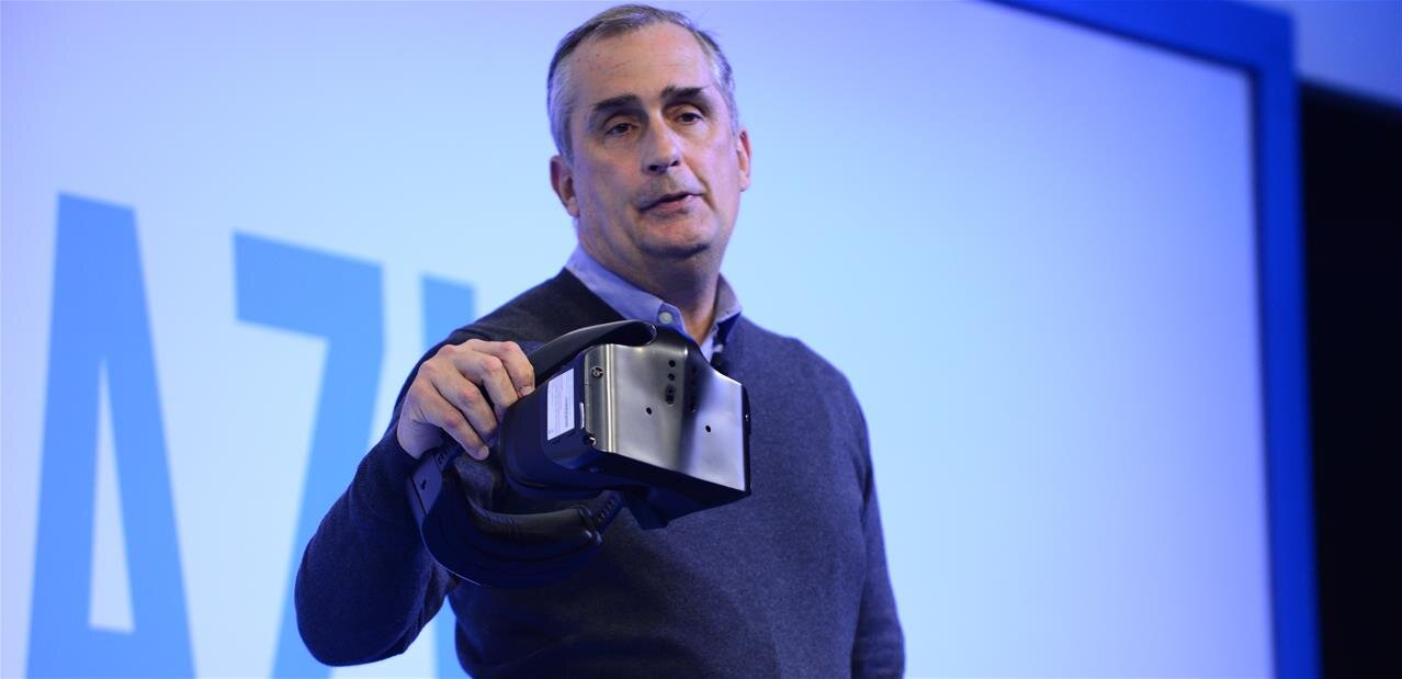 Brian Krzanich, PDG d'Intel, démissionne
