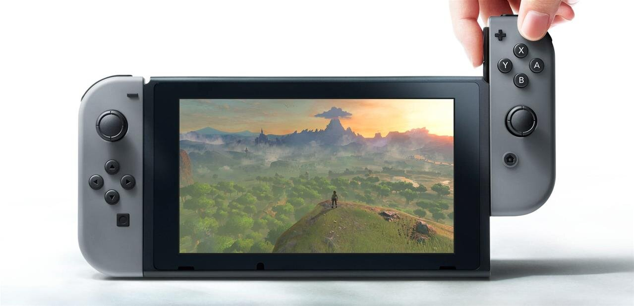 La Nintendo Switch à 279,99 euros via un coupon