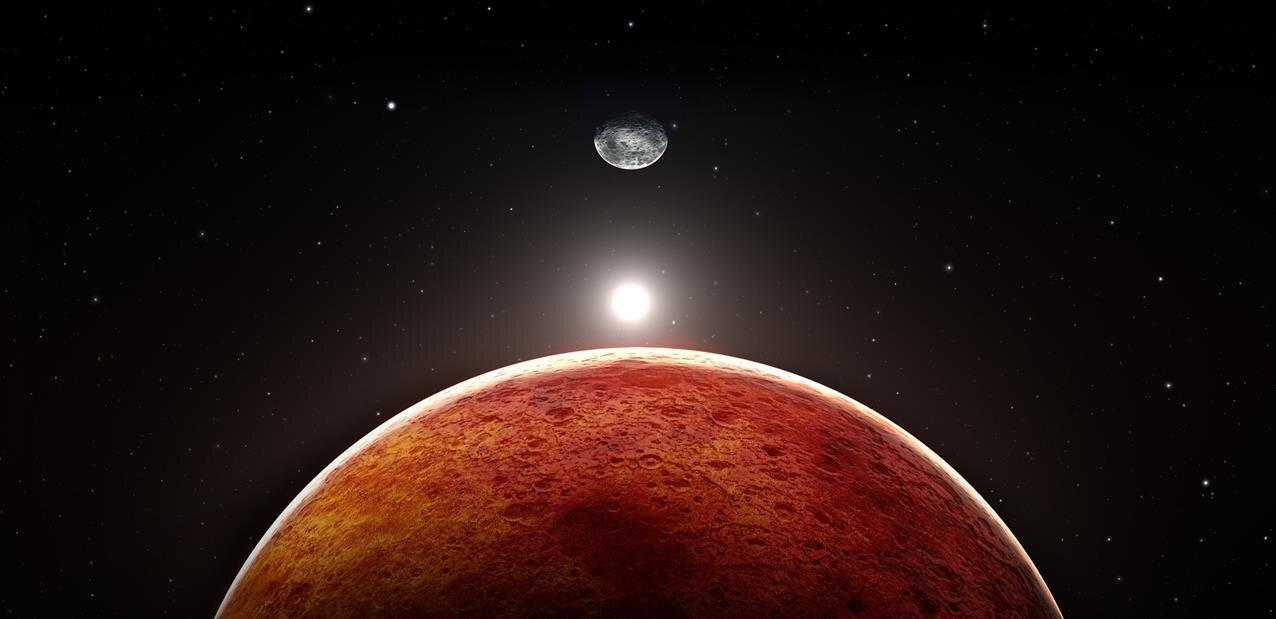 Ramener des échantillons de Mars sur Terre : l'ESA et la NASA se penchent sur la question