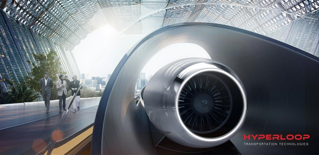 Transports du futur hyperloop tt s 39 installe toulouse for W architecture toulouse