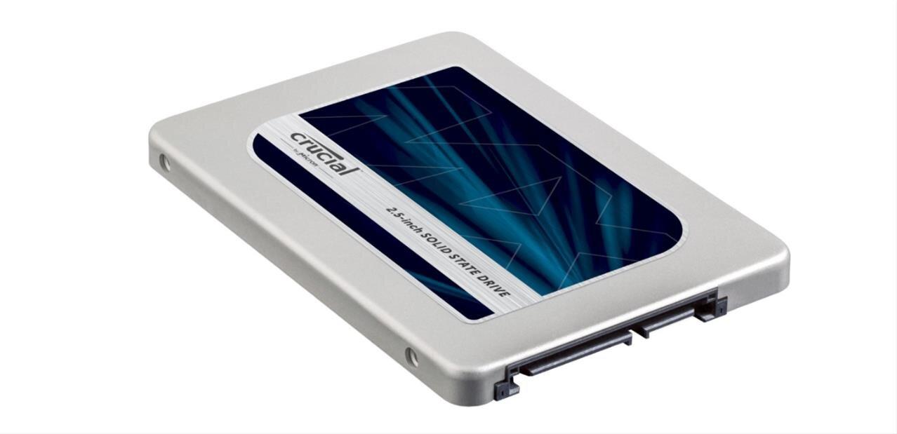 SSD Crucial MX300 de 525 Go : 99,99 euros