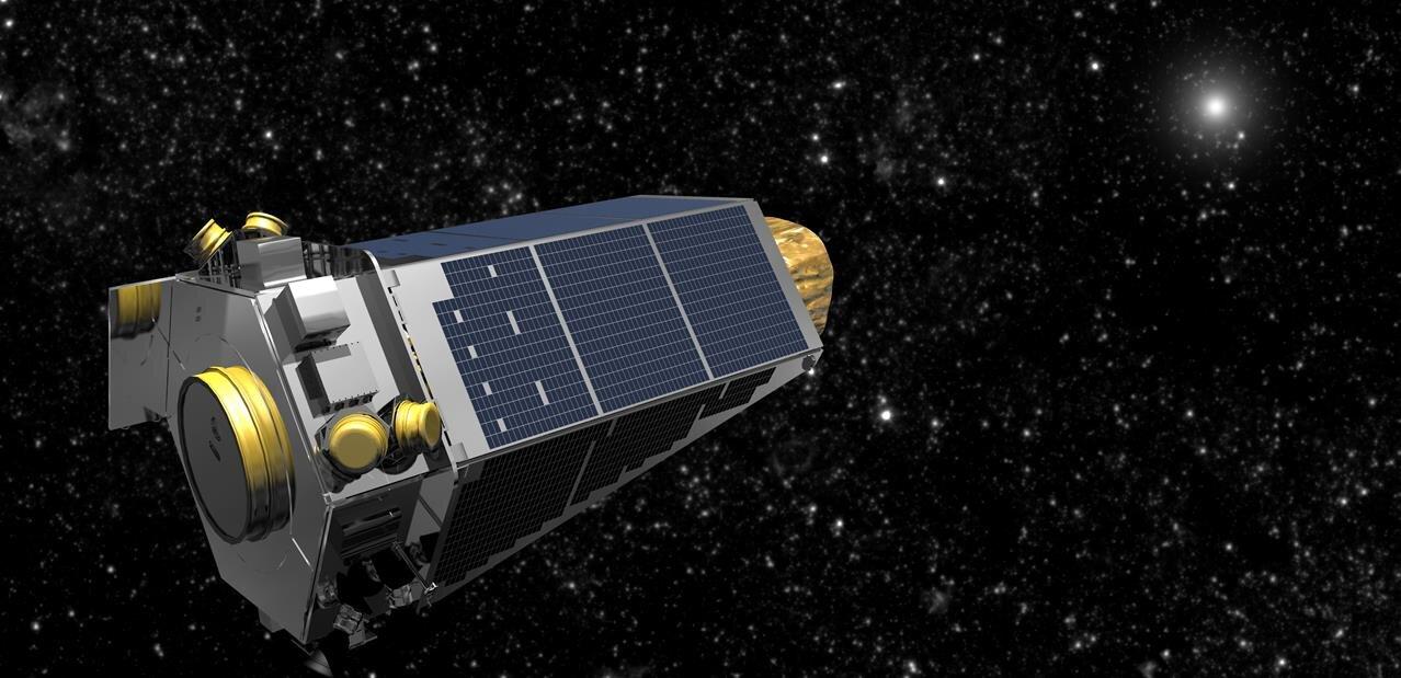 Dans l'espace, le chasseur d'exoplanètes Kepler va tomber en panne de carburant