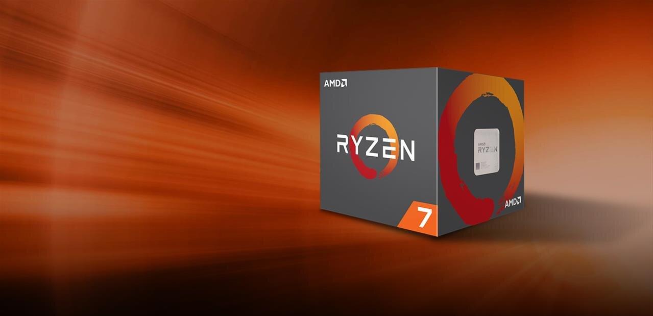 Processeur AMD Ryzen 7 1800X (8 cœurs) à 229,90 €