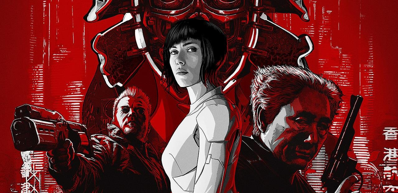 Un nouveau manga Ghost In The Shell en approche : The Human Algorithm