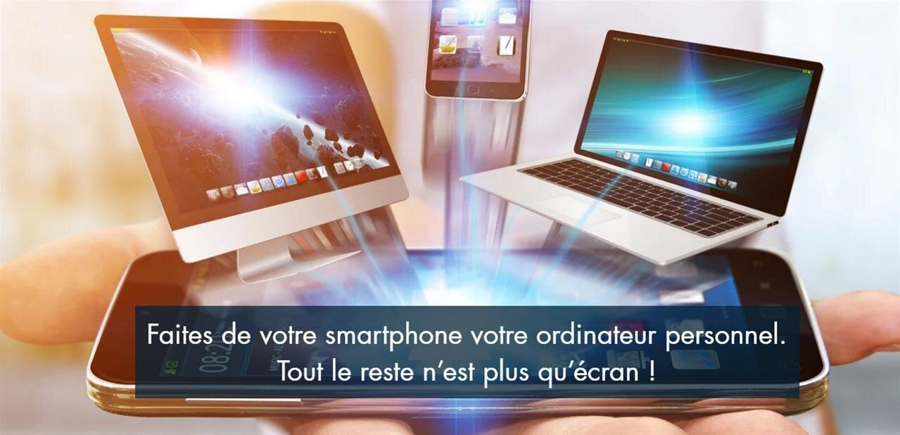 Rencontre avec smartphone