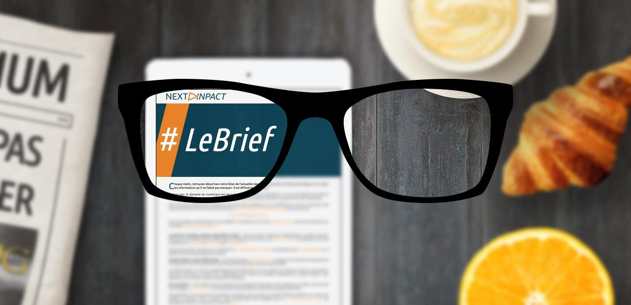 #LeBrief : SALTO de France TV, M6 et TF1, faille dans les CPU Intel, WiFi4EU rate son lancement