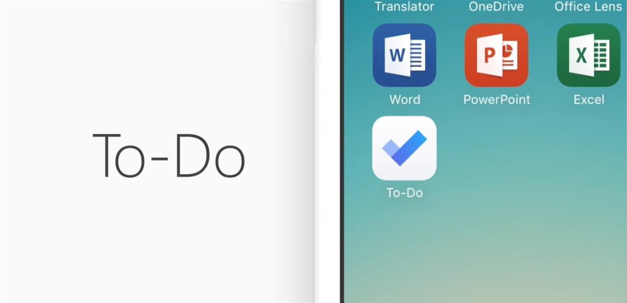 To Do rénove son interface, le créateur de Wunderlist veut racheter son ancienne application