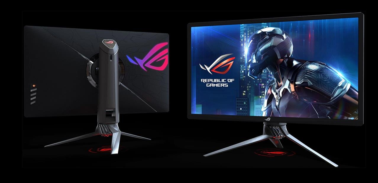 g sync freesync hdr les crans pour joueurs de 24 5 35 pouces ont la cote au computex. Black Bedroom Furniture Sets. Home Design Ideas