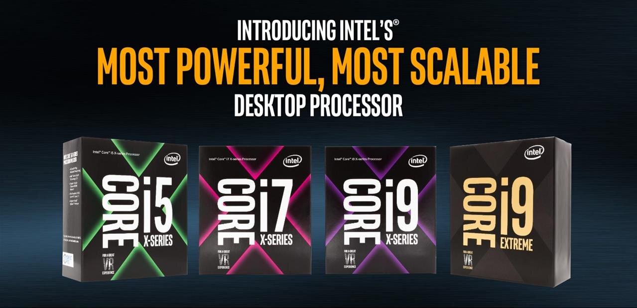 Cascade Lake-X pour remplacer l'offre haut de gamme d'Intel fin 2018
