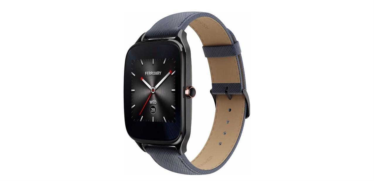 Montre connectée Zenwatch 2 sous Android Wear : 69,99 euros