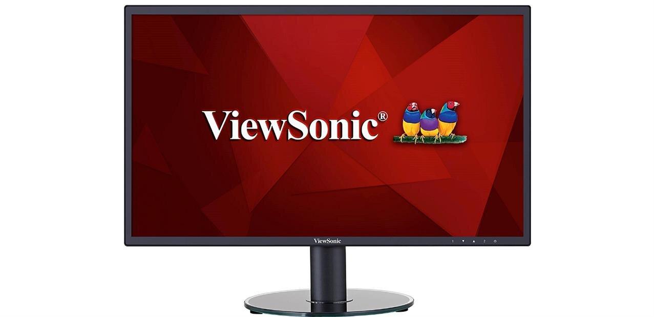 """Ecran IPS Viewsonic VA2719-SH de 27"""" (1080p) à 119,99 euros"""