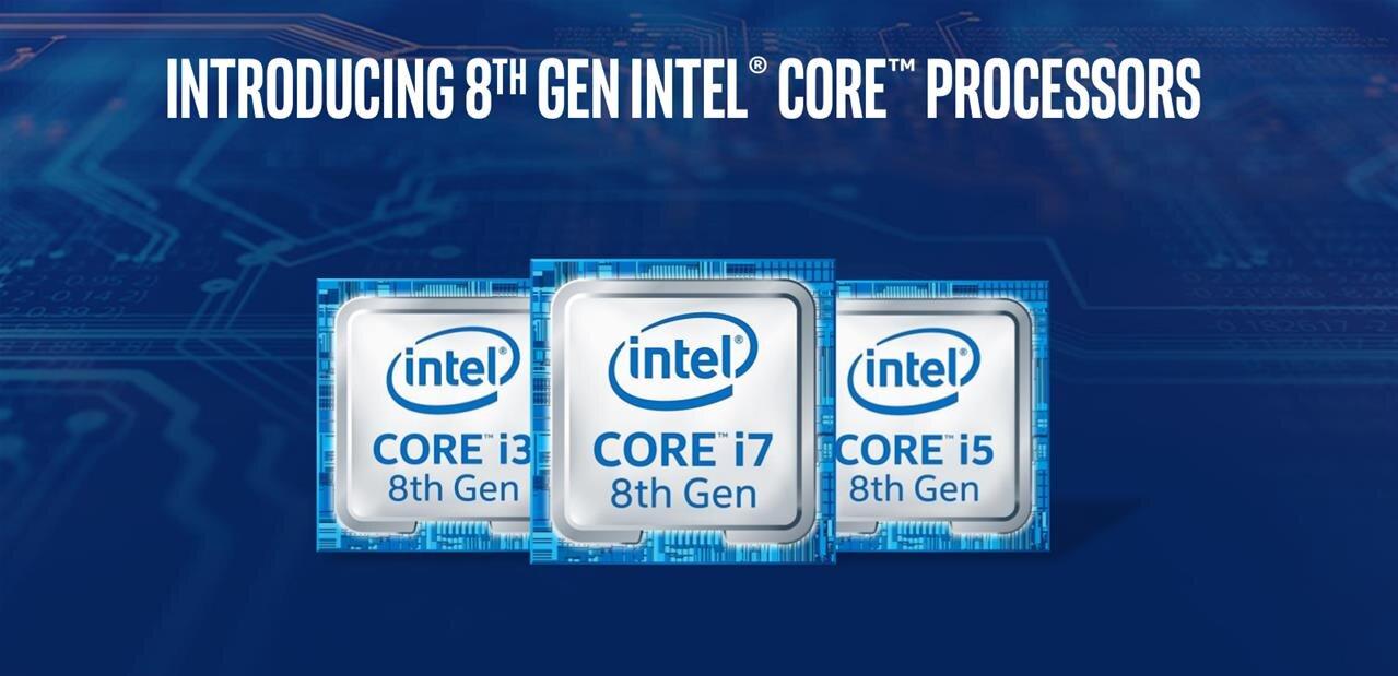 Intel annonce le Core i3-8130U (2C/4T) à 281 dollars