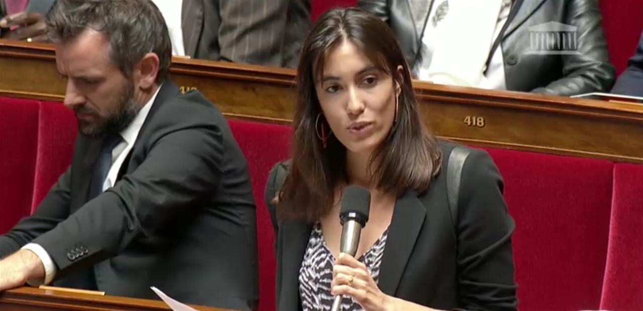 Écologie : Paula Forteza (LREM) veut imposer des résolutions réduites sur YouTube et interdire l'autoplay