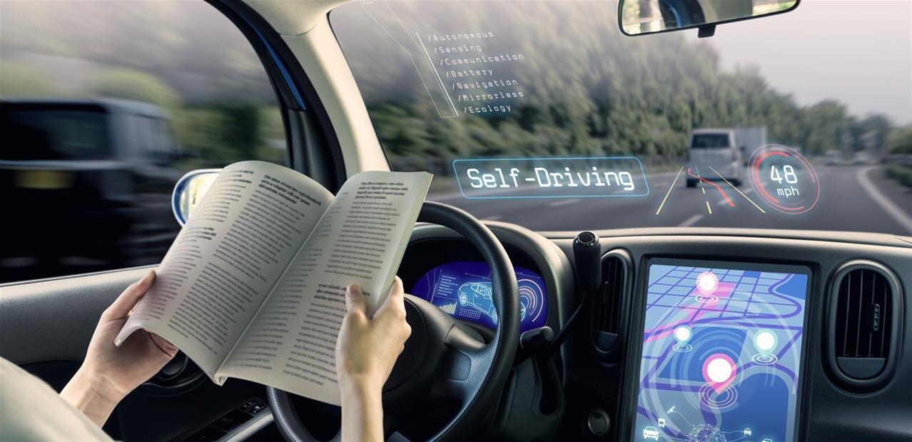 Les voitures autonomes autorisées à rouler en France en 2022 ! Par Thomas Ducres   17166