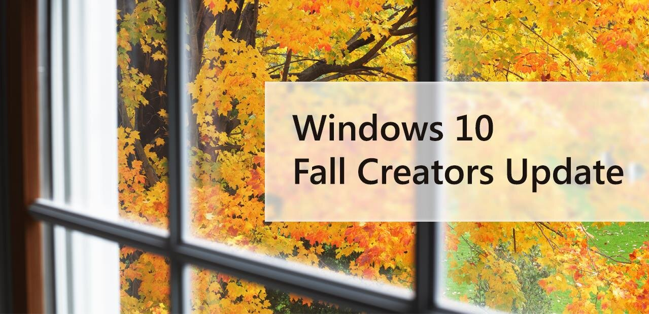 Windows 10 : la Fall Creators Update disponible ce soir