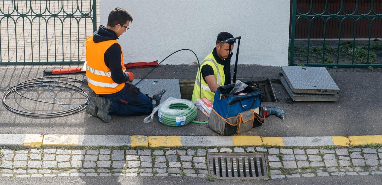 Fibre : Orange et SFR enterrent la hache de guerre en zones moins denses