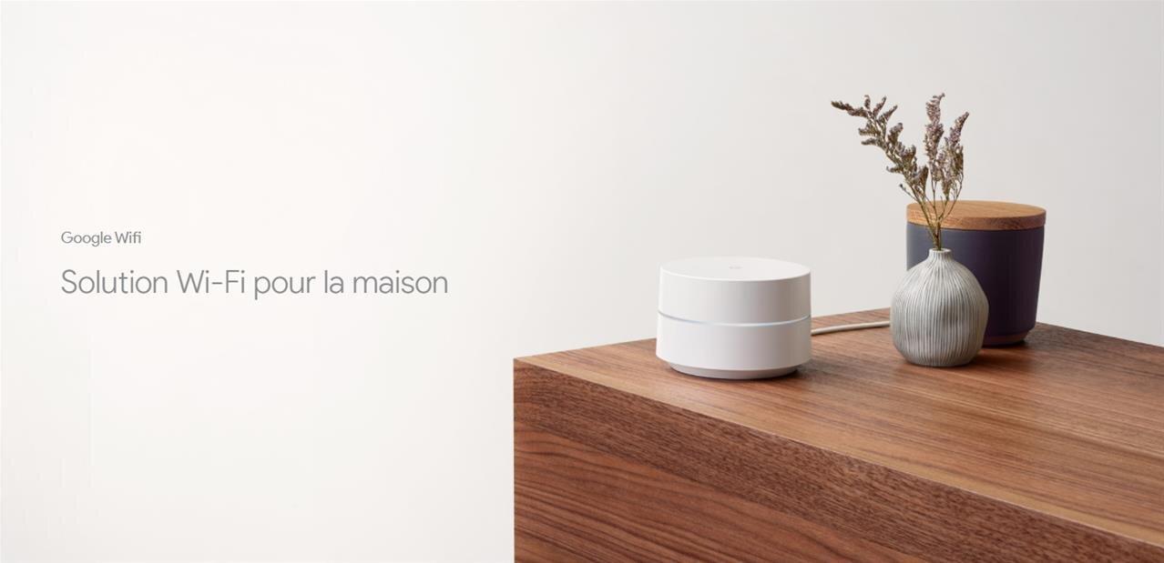 Un nouveau Google Wifi présenté à la FCC ? Ou pas