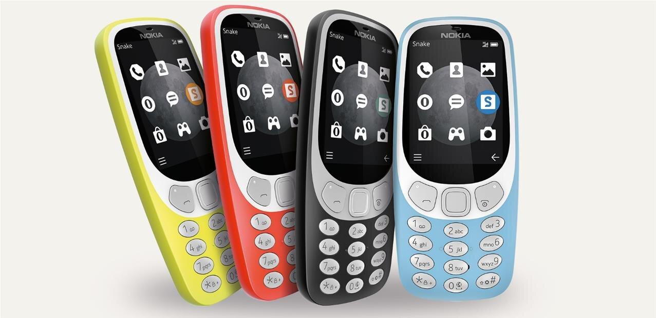 Nokia 3310 : un modèle 3G annoncé
