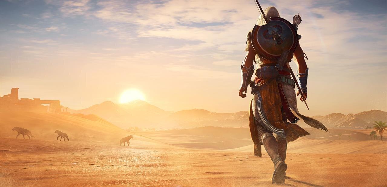 Un mode éducation pour Assassin's Creed : Origins