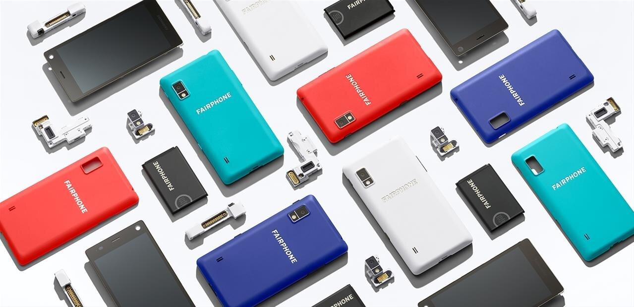 Le FairPhone 2 disponible chez Orange et Sosh