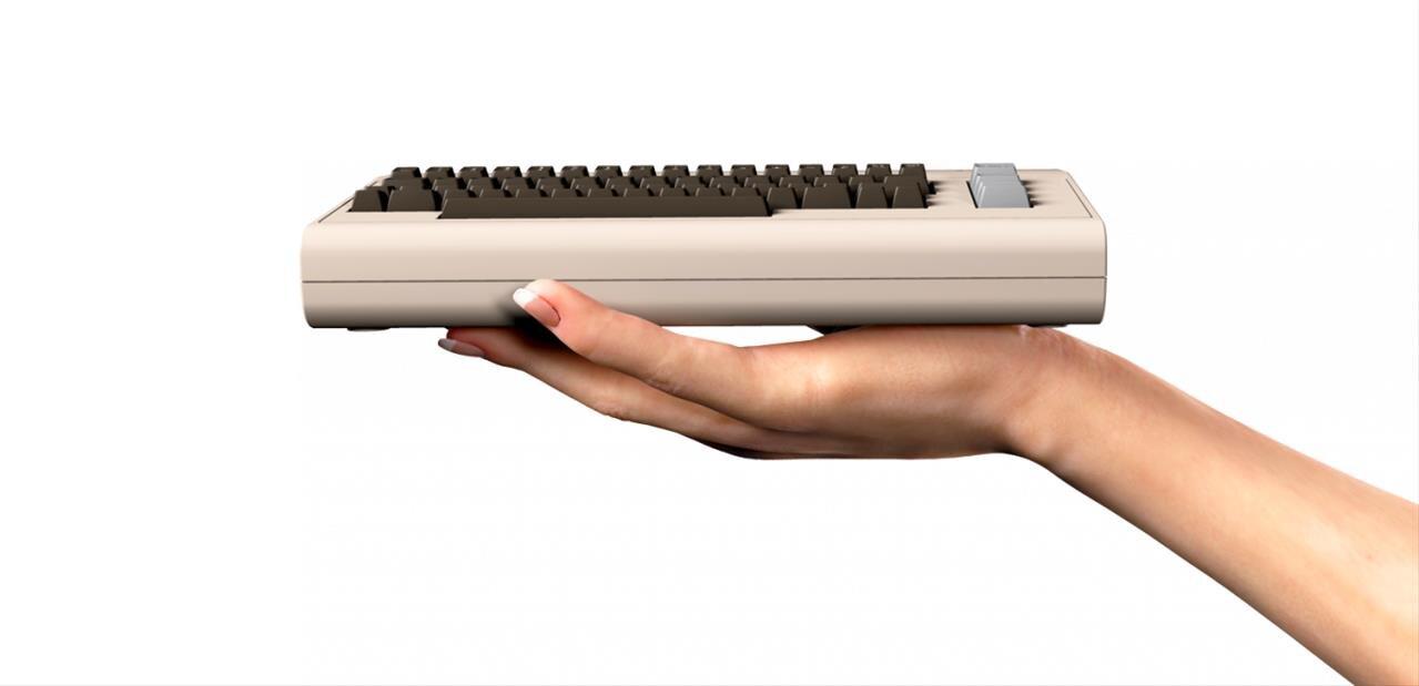 Le rétro-gaming bat son plein : voici le C64 Mini à 79,99 euros