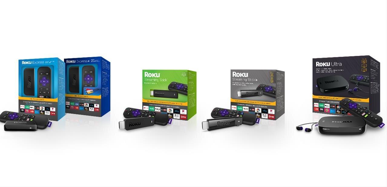 Roku : Sticks HDMI, lecteurs multimédia 4K UHD (HDR) et OS 8