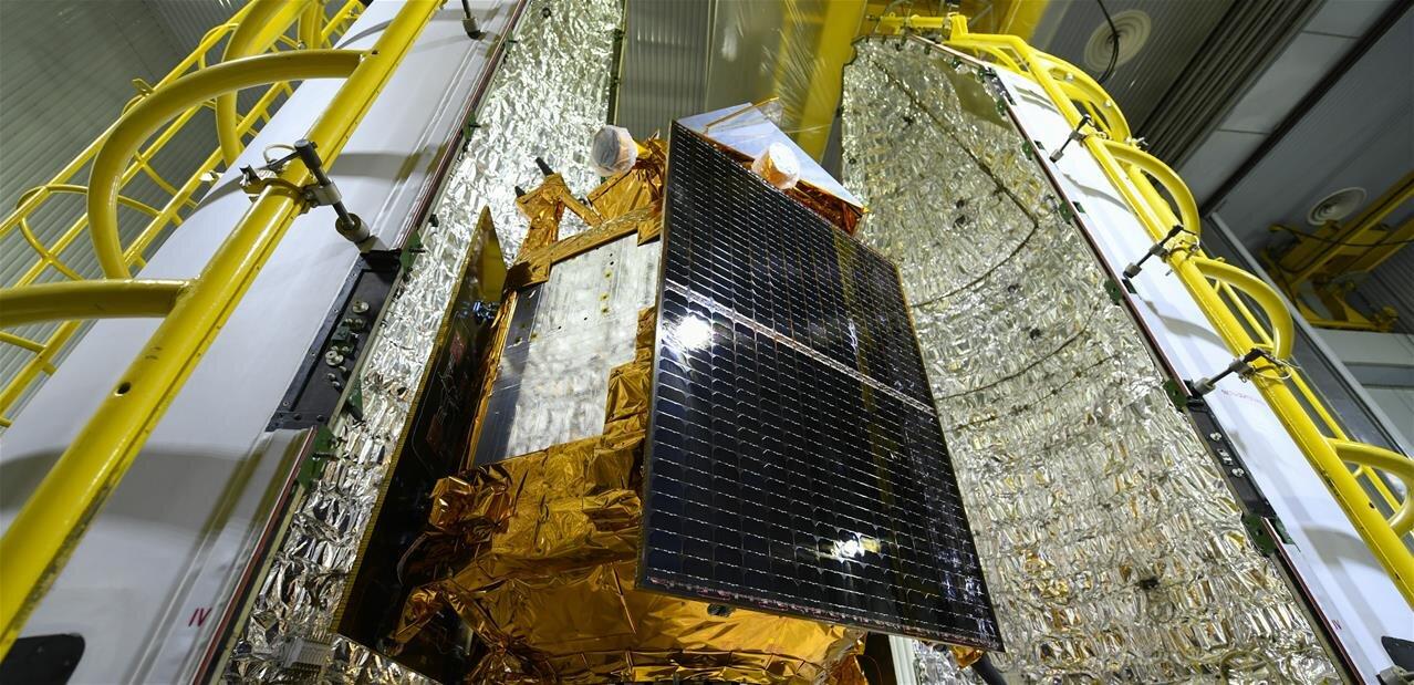 Le satellite Sentinelle 5P en piste pour un lancement le 13 octobre