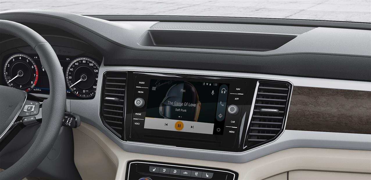 Plex pour Android Auto arrive