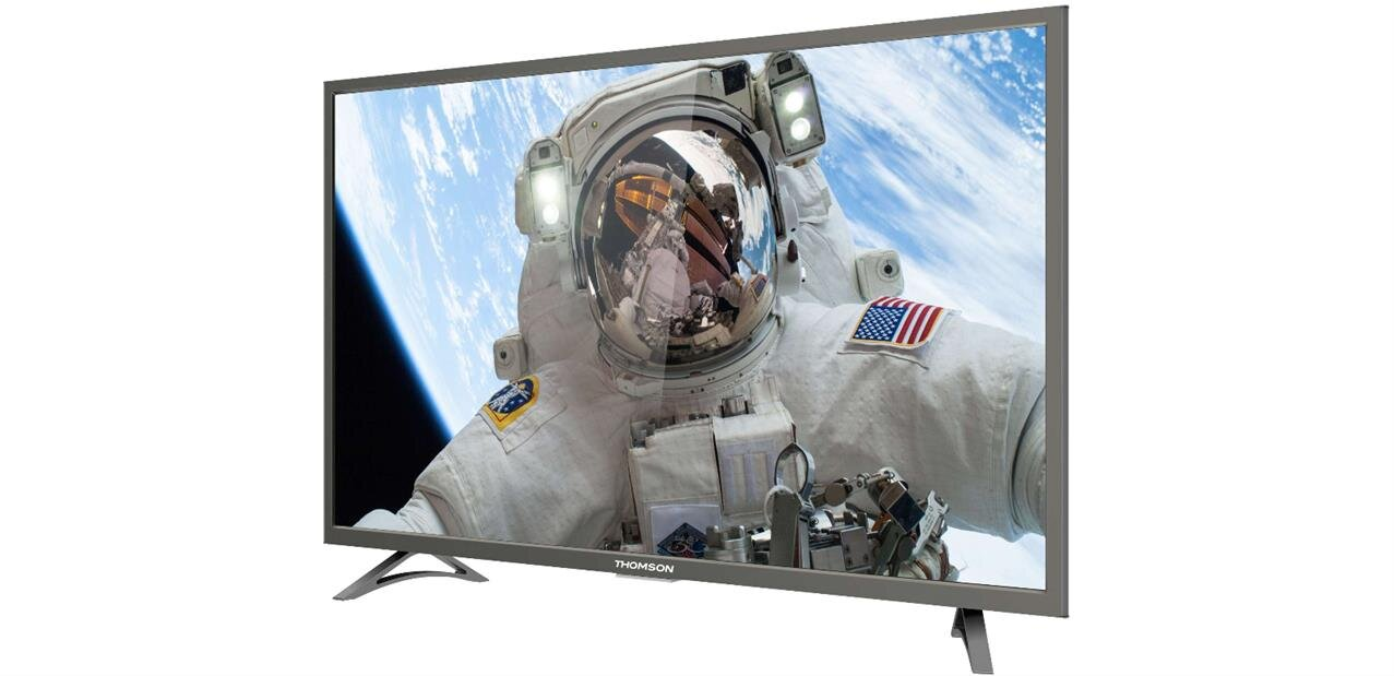 "Smart TV 4K UHD Thomson de 43"" (Android TV, HDR) : 349 euros via une ODR"