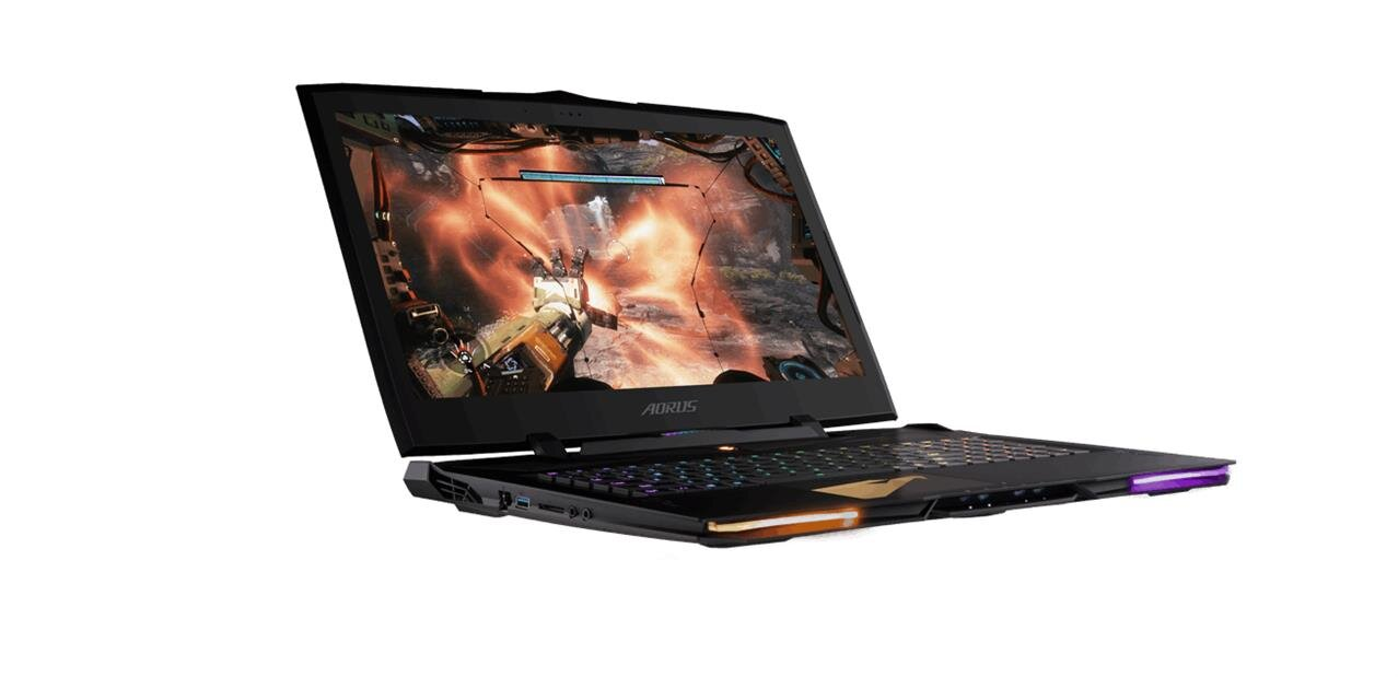 Gigabyte Aorus X9 : le portable avec SLI de GTX 1070 « le plus fin du monde »