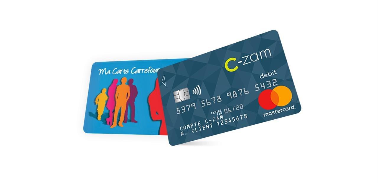 C-zam de Carrefour revendique 90 000 clients actifs