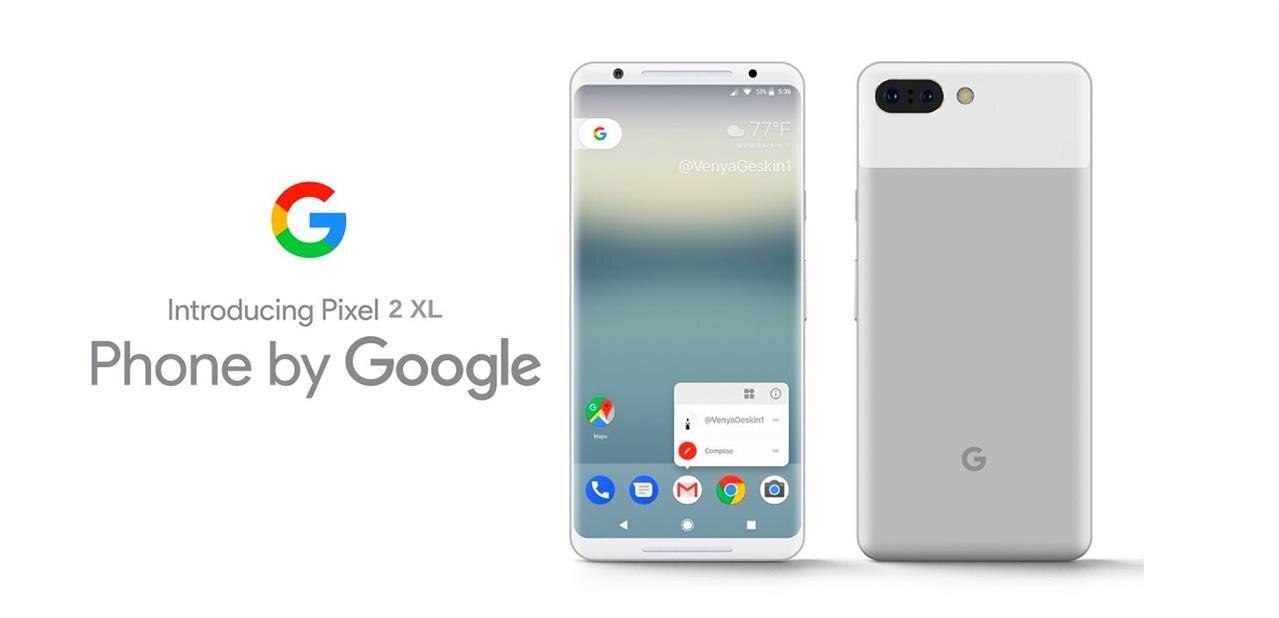 Pixel 2 XL : Google s'explique sur les brûlures d'écran