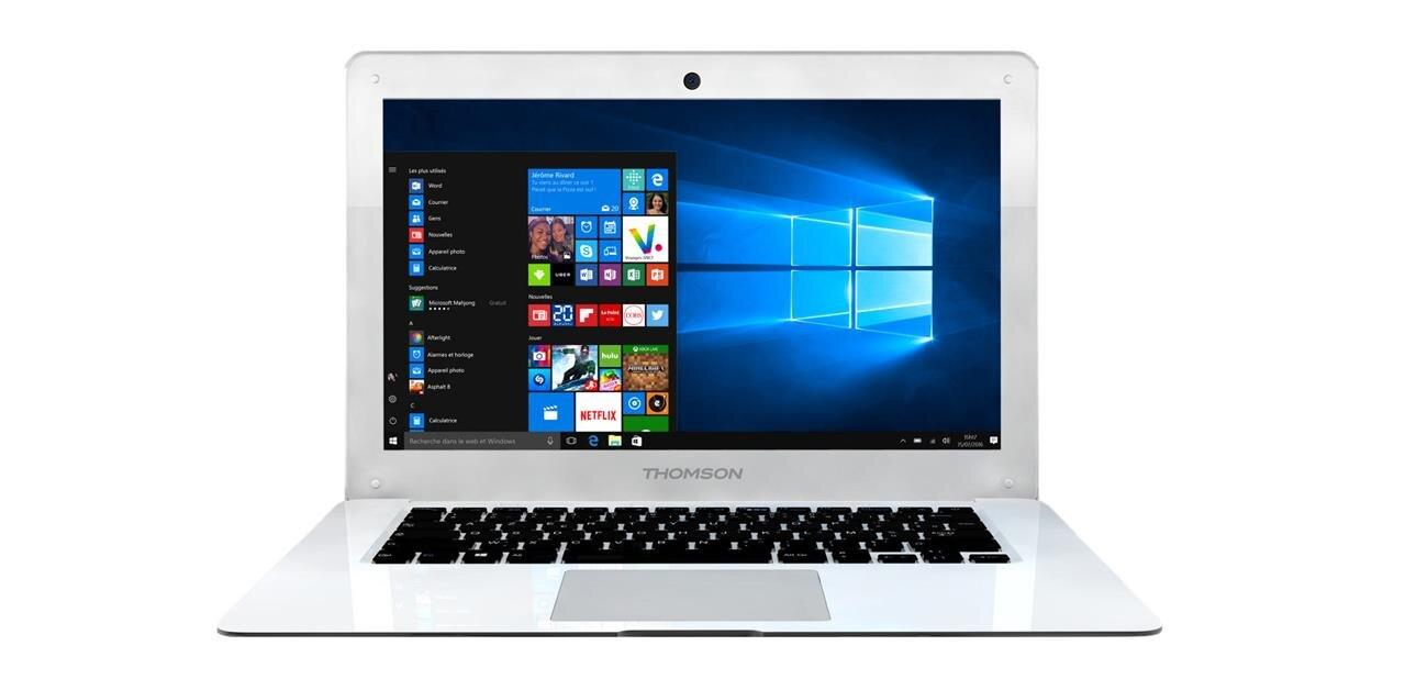 Thomson mise sur le « PC dans le cloud » avec son Neo Cloudbook