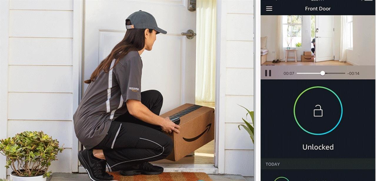 Amazon Key : votre maison pourrait devenir une grosse boite aux lettres (et puis quoi encore ?)