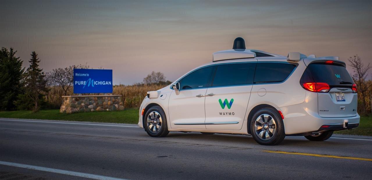 Waymo publie la vidéo de l'accident dans lequel s'est retrouvée une de ses voitures autonomes