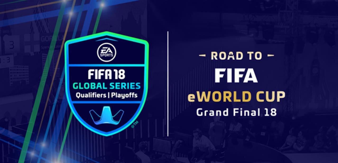 FIFA et EA annoncent l'eWorld Cup