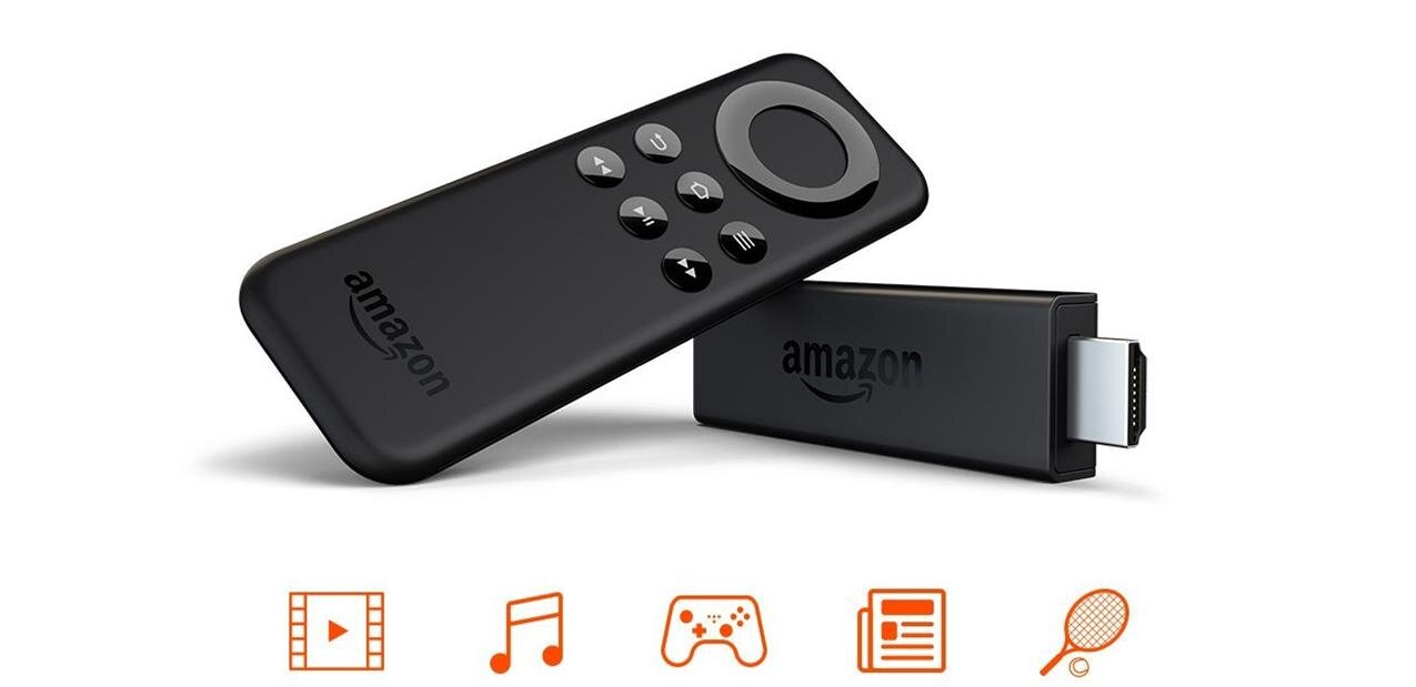 amazon fire tv stick une cl hdmi avec un d riv d. Black Bedroom Furniture Sets. Home Design Ideas