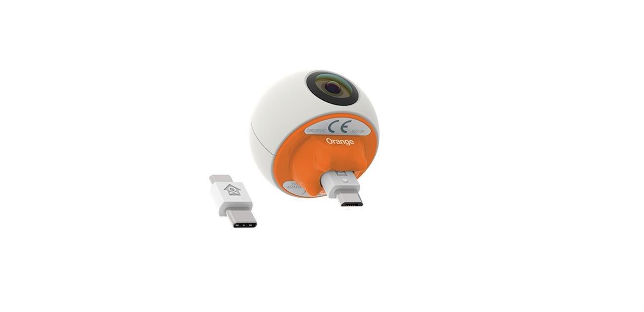 Orange Live Cam : une caméra à 360° pour Android, à 149,99 euros