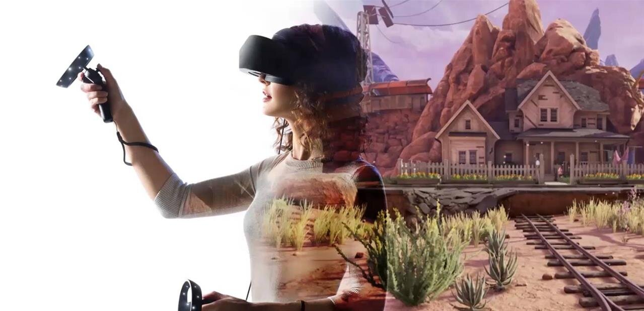 La préversion 18329 de Windows 10 active les applications Win32 dans Mixed Reality