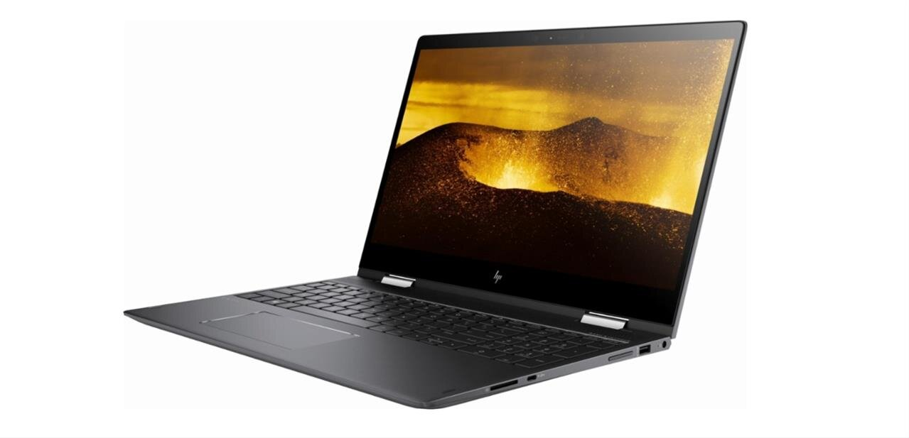 Un 2-en-1 HP Envy x360 à base de Ryzen 5 2500U disponible à... 599,99 dollars