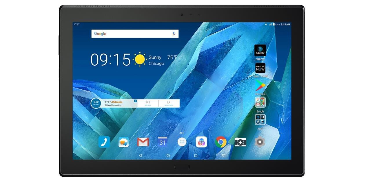 Lenovo : une tablette Moto Tab, avec Mode TV et des accessoires
