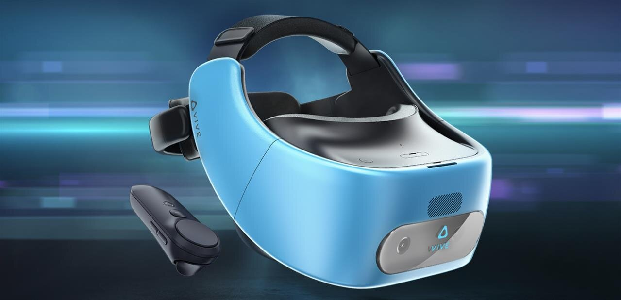 HTC sort son casque VR autonome Vive Focus en Chine
