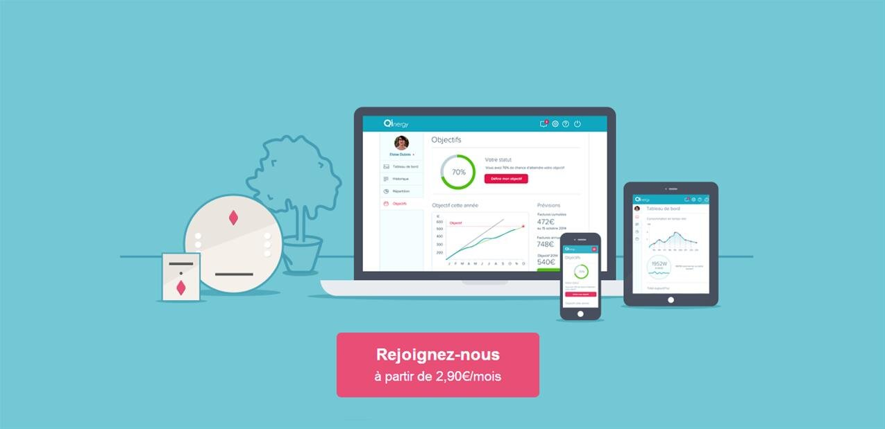 Suivre Sa Consommation Electrique En Temps Reel : avec qinergy suivez en temps r el votre consommation d ~ Dailycaller-alerts.com Idées de Décoration