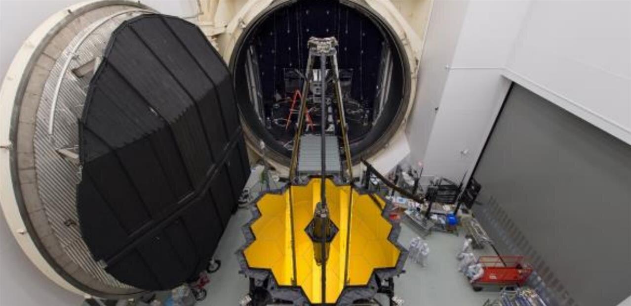 Le James Webb Space Telescope passe avec succès les tests cryogéniques à -253°C